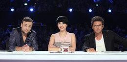 """Łzy, drwal i wulgaryzmy czyli """"X Factor"""" na żywo"""