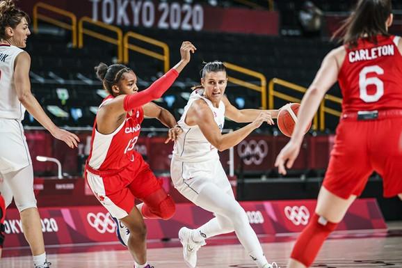 """""""NEMA PRAVO DA TO RADI!"""" Cela planeta je u transu zbog Srpkinje, izvela NAJBOLJI POTEZ Olimpijskih igara! /VIDEO/"""