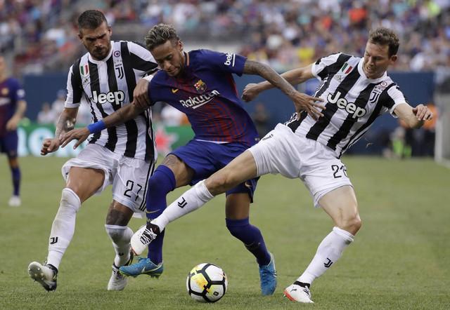 Nejmar u prodoru na meču sa Juventusom