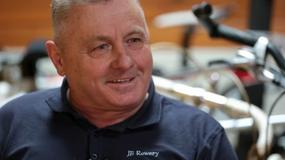 Jerzy Brodawka: Mechanik kolarski nie może dać poznać po sobie, że nie jest czegoś pewien