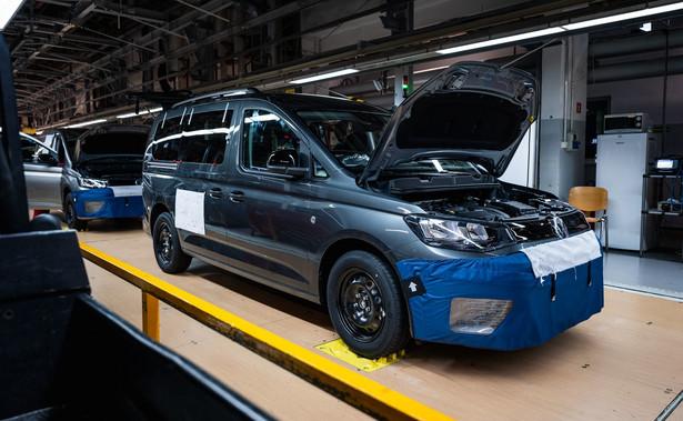Volkswagen Caddy 5 Maxi