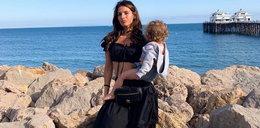 """Weronika Rosati włącza dwuletniej córce """"Przeminęło z wiatrem"""". Dlaczego?"""