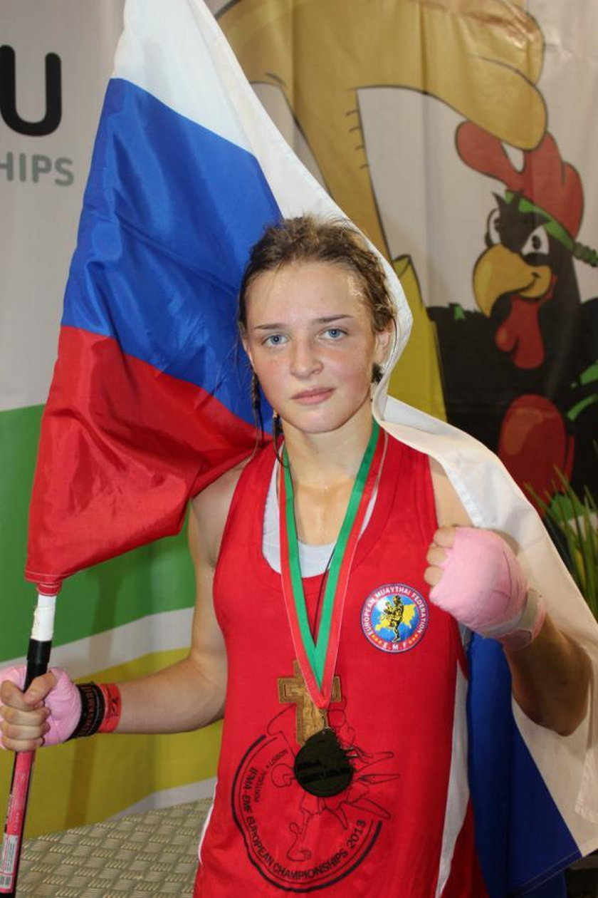 Oksana Kiżnerowa postrzeliła kobietę