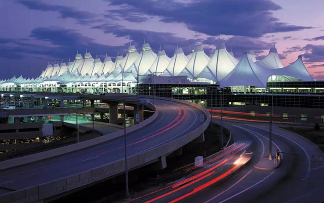 Aerodrom u Denveru