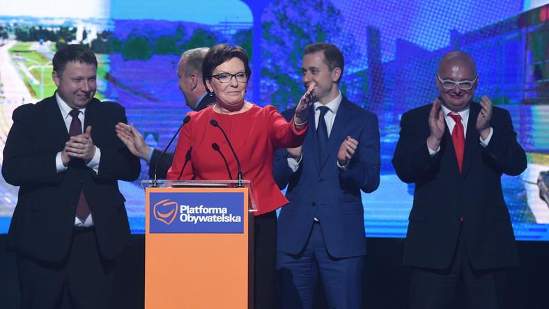 Marcin Kierwiński, Ewa Kopacz, Cezary Tomczyk, Michał Kamiński