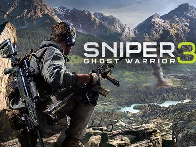 CI Games są producentem m.in. Sniper 3 Ghost Warrior