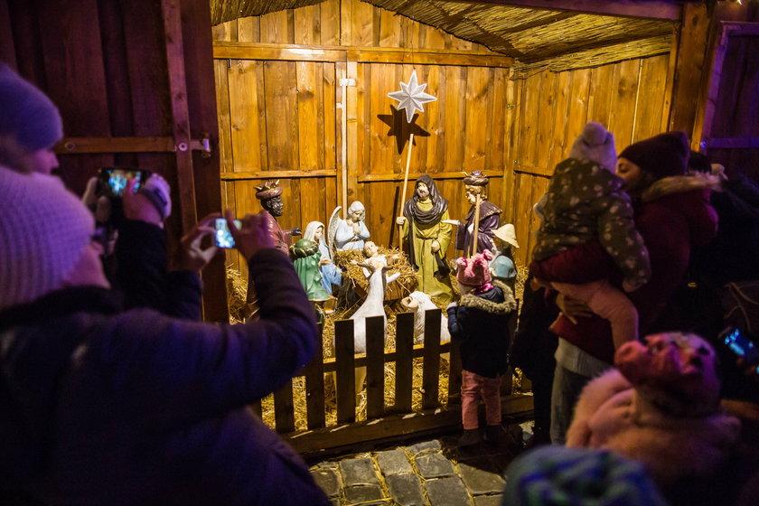 Betlejem Poznańskie na Starym Rynku