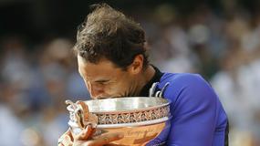 Rankingi ATP: Rafael Nadal wiceliderem, Novak Djoković czwarty