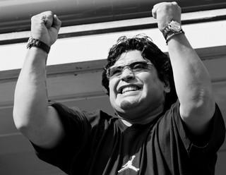 Zmarł słynny argentyński piłkarz Diego Maradona