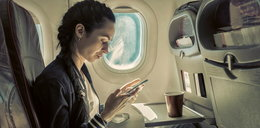 Nie włączasz trybu samolotowego podczas lotu? Możesz zapłacić słony rachunek