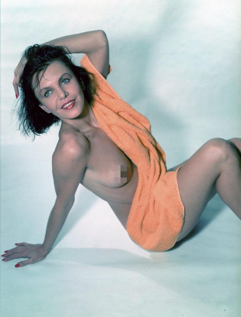 Żona selekcjonera grała prostytutkę