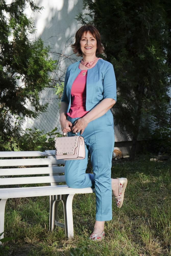 Dragana Đekić, penzionerka iz Beograda