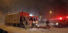 Śnieżyca sparaliżowała Nowy Jork