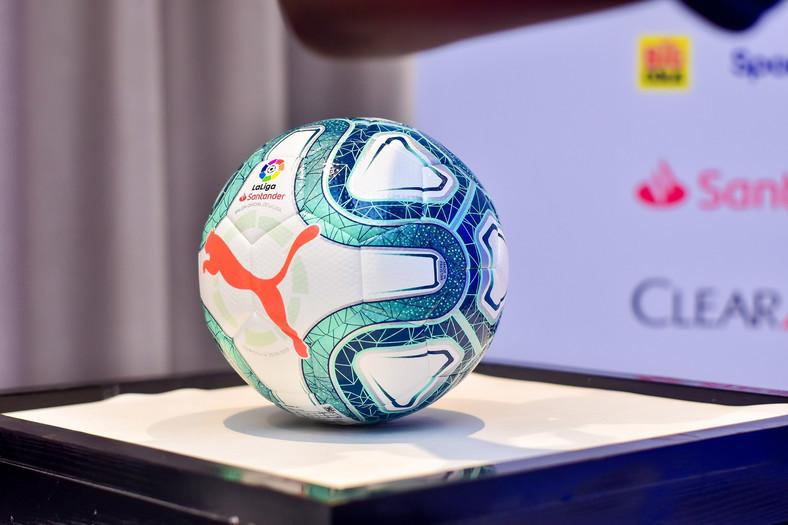 La Liga Puma ball (La Liga)
