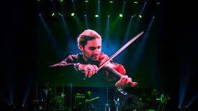 David Garret w Polsce. Eminem, David Guetta i Nirvana na skrzypcach [ZDJĘCIA i RELACJA]