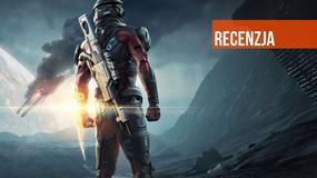 Mass Effect: Andromeda - recenzja(PS4). Nowy wspaniały świat?