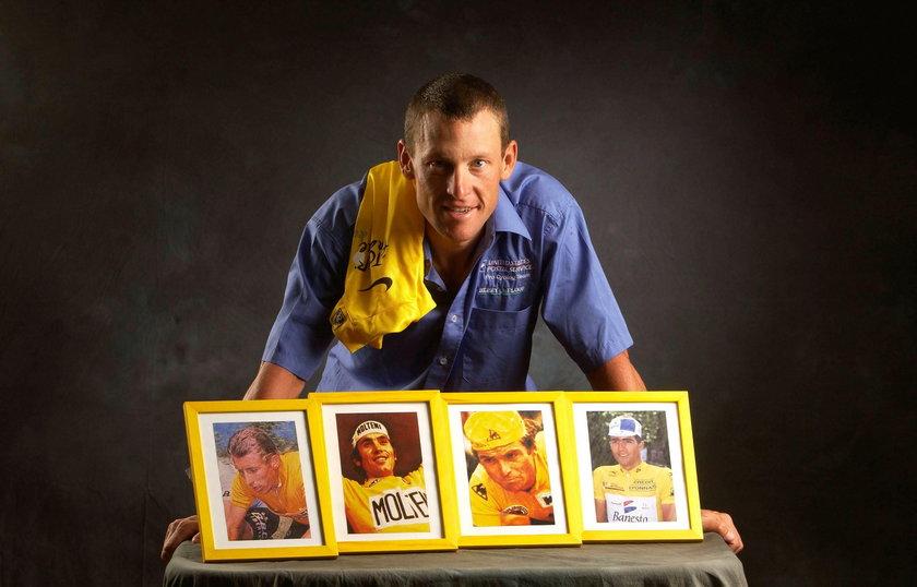 Lance Armstrong wygrywał dzięki dopingowi, ale nie przeprasza, bo uważa, że robił to co wszyscy