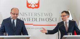 Wiceminister sprawiedliwości Łukasz Piebiak złożył rezygnację
