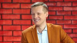 Marcin Mroczek chce być takim ojcem, jakim jest jego tata