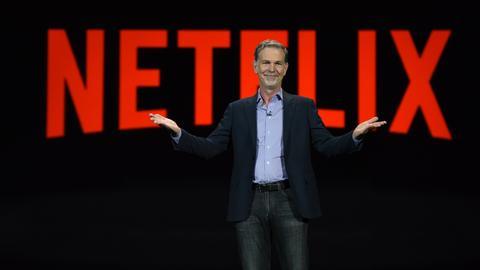 CEO i współzałożyciel Netfliksa Reed Hastings