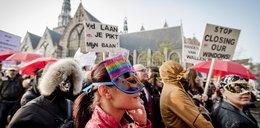 Prostytutki wyszły na ulicę... protestować!