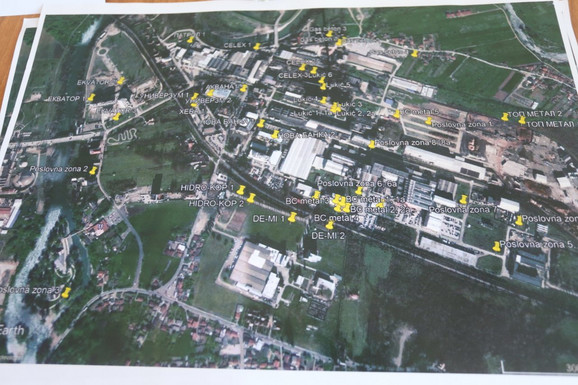 Mapa Incel