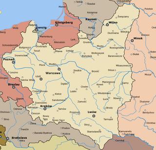 Mocarstwa uznały wschodnią granicę II RP. Przeciw była Moskwa i Litwa