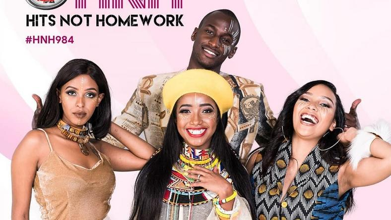 Poster of the Hits not home work crew