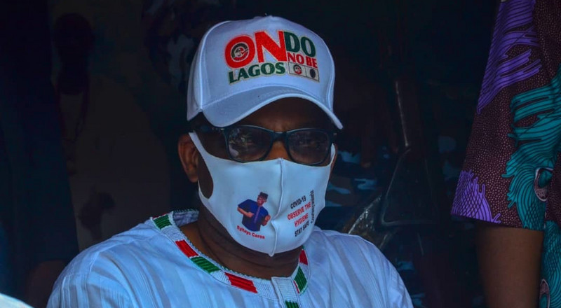 Ondo election: I'm still in the race, not stepping down for ZLP candidate – PDP's Jegede