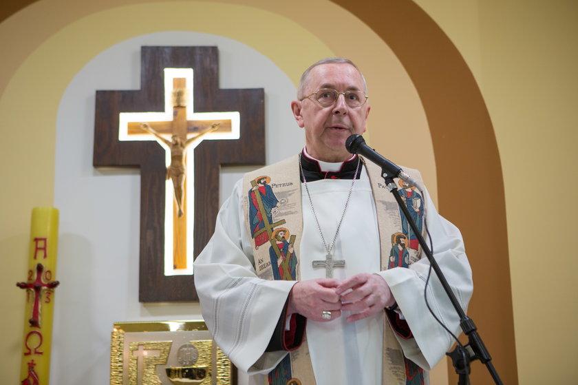 Abp Stanisław Gądecki, przewodniczący Komisji Episkopatu Polski