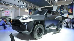 Kosmiczny SUV w kosmicznej cenie - IAT Kalman