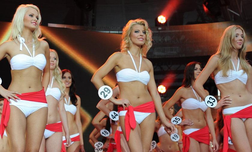 Półfinał Miss Polski 2012