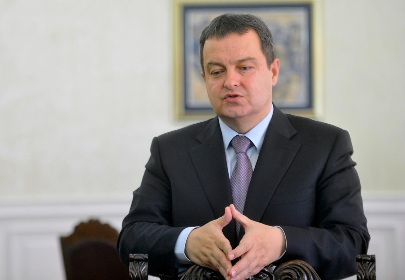 Ministar Ivica Dačić