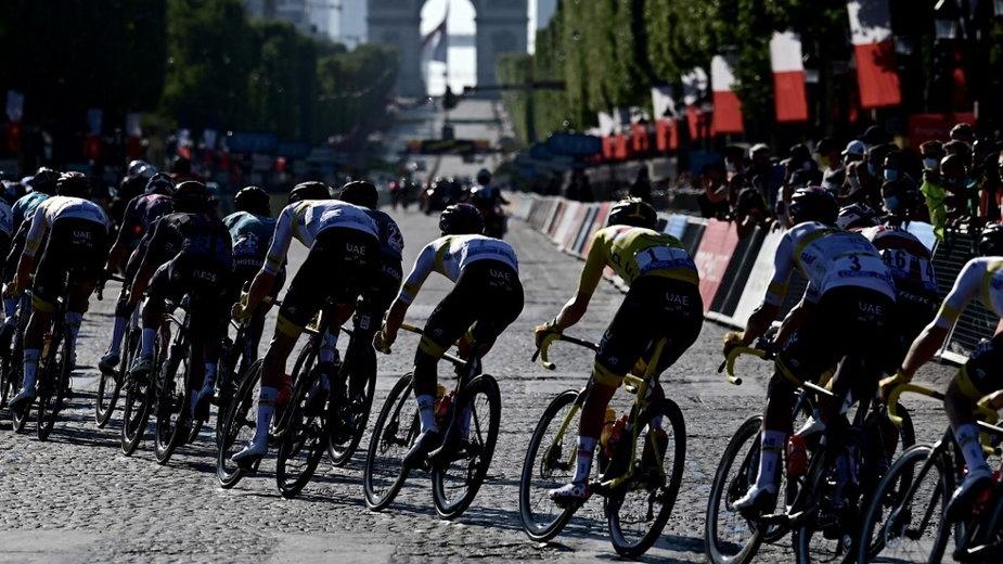 Tour de France 2021, zdjęcie ilustracyjne