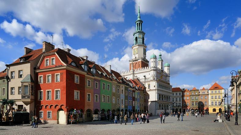 Winnice i poetyckie murale ożywią centrum Poznania