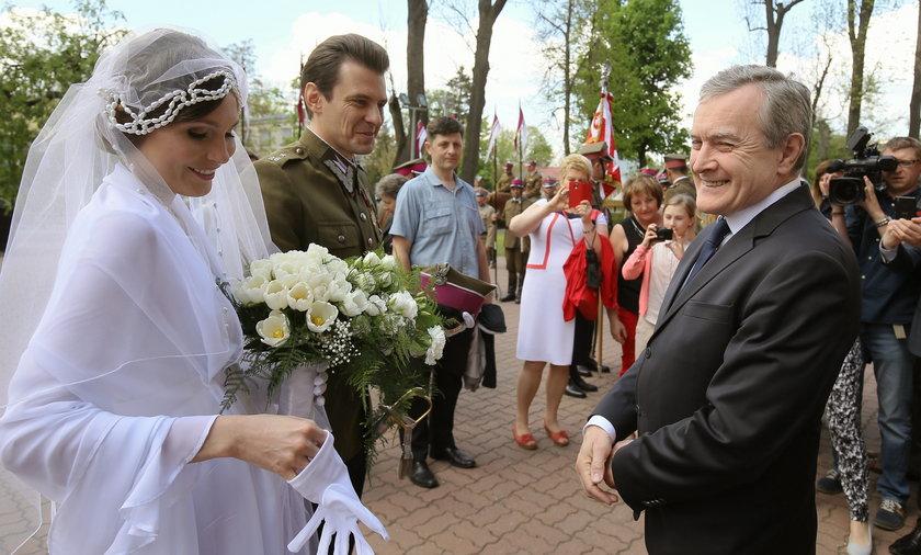 """Gliński pochwalił się """"ślubem"""" Pileckiego. Internauci oburzeni"""
