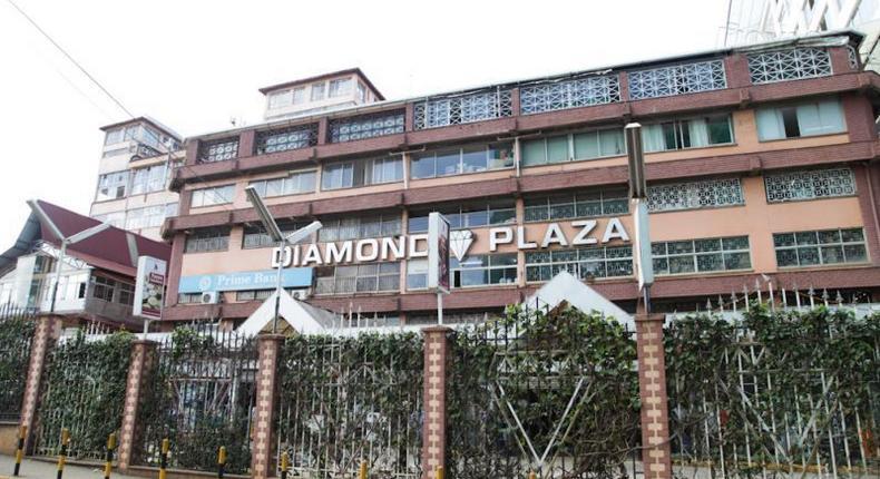 Diamond Plaza building, Parklands, Nairobi