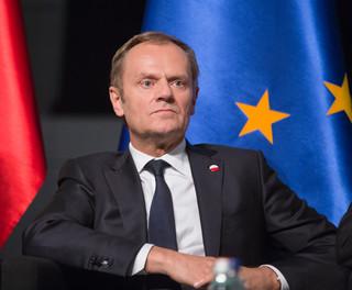 Tusk: Próbowałem przestrzec polskich polityków przed szarżowaniem w Europie