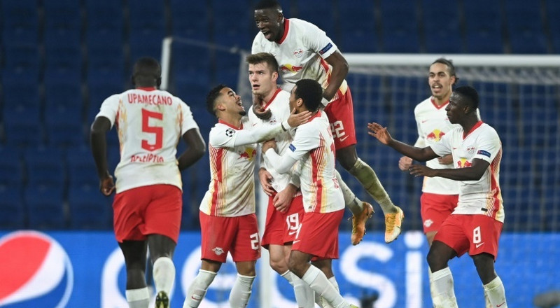 Sorloth grabs dramatic late winner for Leipzig in Champions League