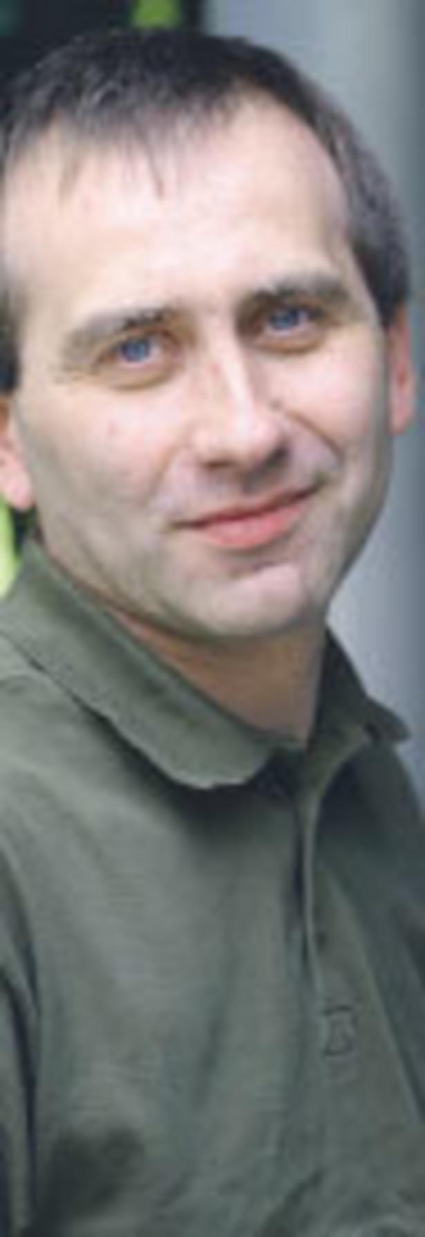 Włodzimierz Dzierżanowski, prezes zarządu Grupy Doradczej Sienna
