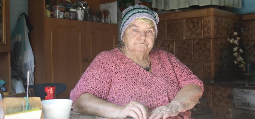 """Dramat powodzianki z Podkarpacia: """"Ludzie wpłacili dla mnie pieniądze, a ona je zatrzymała!"""""""