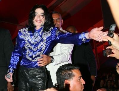 Michael Jackson - małe zdjęcie