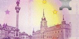 Banknot euro z Placem Zamkowym! Jak go zdobyć?