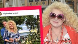 Magda Gessler na romantycznych zdjęciach z ukochanym. Jadą na wakacje!