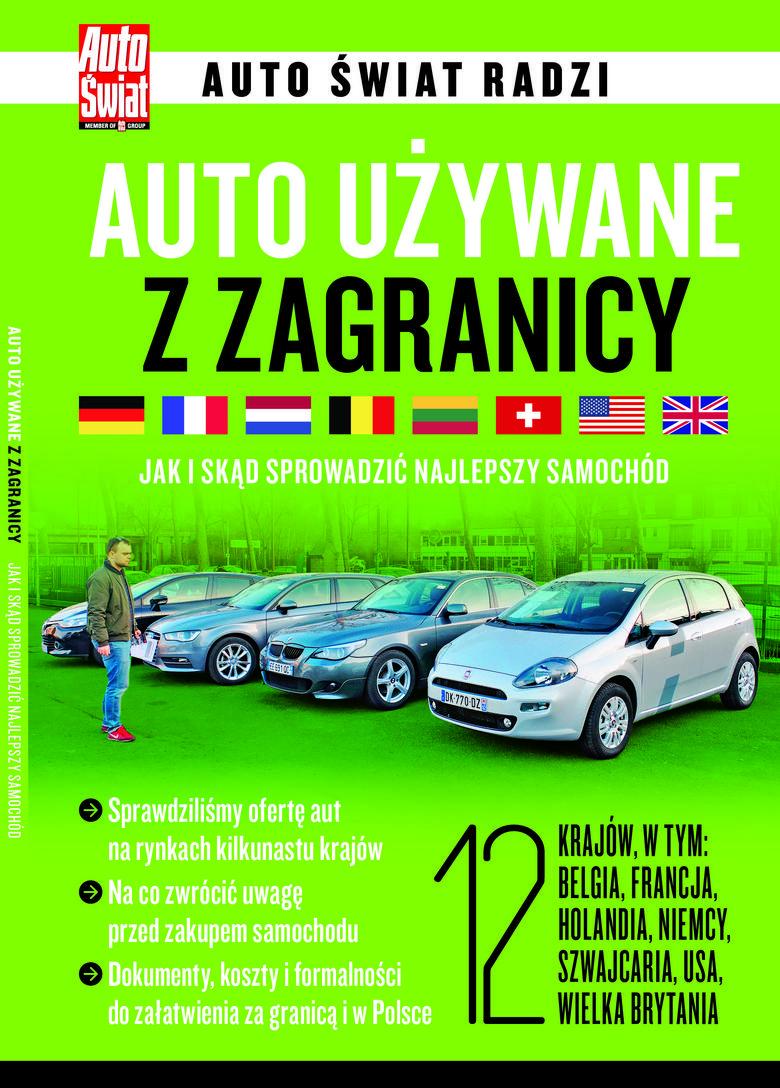 Wszystko o autach z zagranicy!