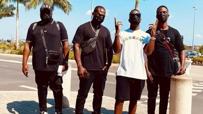 """Sarkodie takes """"No Pressure"""" album to Tanzania (VIDEO)"""