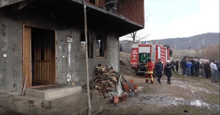 požar kuća rožaje