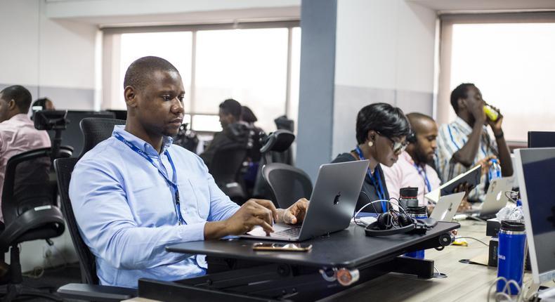 Kamdi Uko - Andela Lagos
