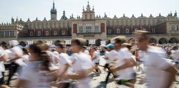 Biegowy weekend w Krakowie. Startuje Półmaraton Królewski