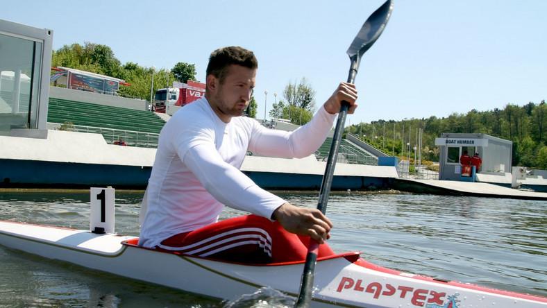 Piotr Siemionowski mistrzem świata w kajakarstwie